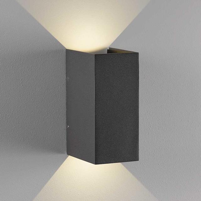 Buy Norma Outdoor Wall Lighting by Nordlux The Worm that Turned - revitalising your outdoor space