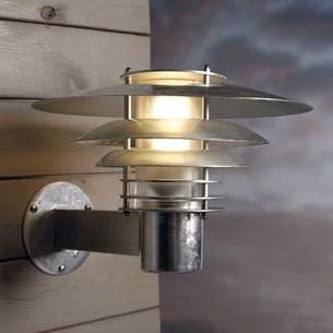 Outdoor lights for walls phoenix mini outdoor wall lighting aloadofball Image collections