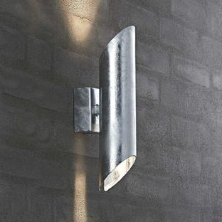 Pin Outdoor Wall Lighting