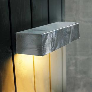 Square Maxi Outdoor Wall Lighting