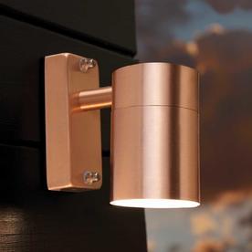 Tin Outdoor Wall Lighting