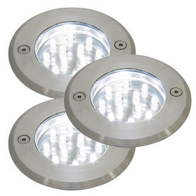 Andros Outdoor LED Spotlight Kit