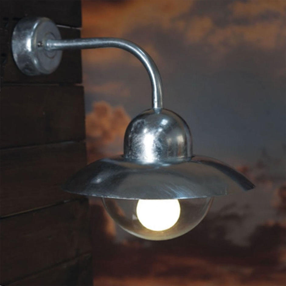 Iris Outdoor Wall Lighting