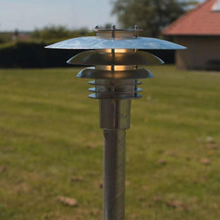 Phoenix Mini Outdoor Pillar Lighting
