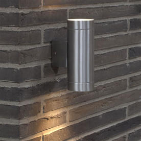 Tin Outdoor Maxi LED Wall Lighting