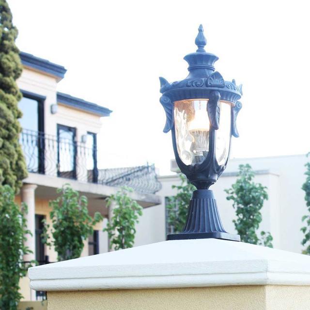 Hinkley Montreal Pedestal Light: Buy Philadelphia Outdoor Pedestal Lanterns By Elstead