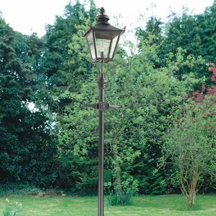 Grampian Outdoor Post Lantern