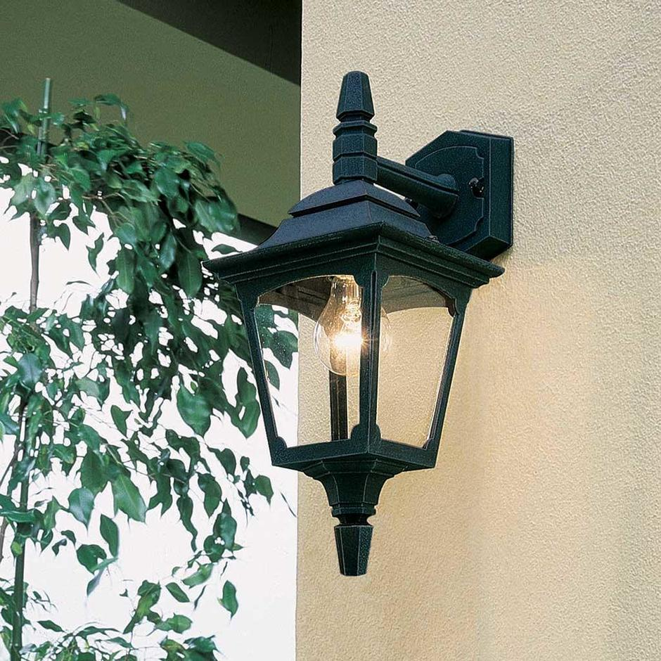 Chapel Mini Outdoor Down Wall Lantern