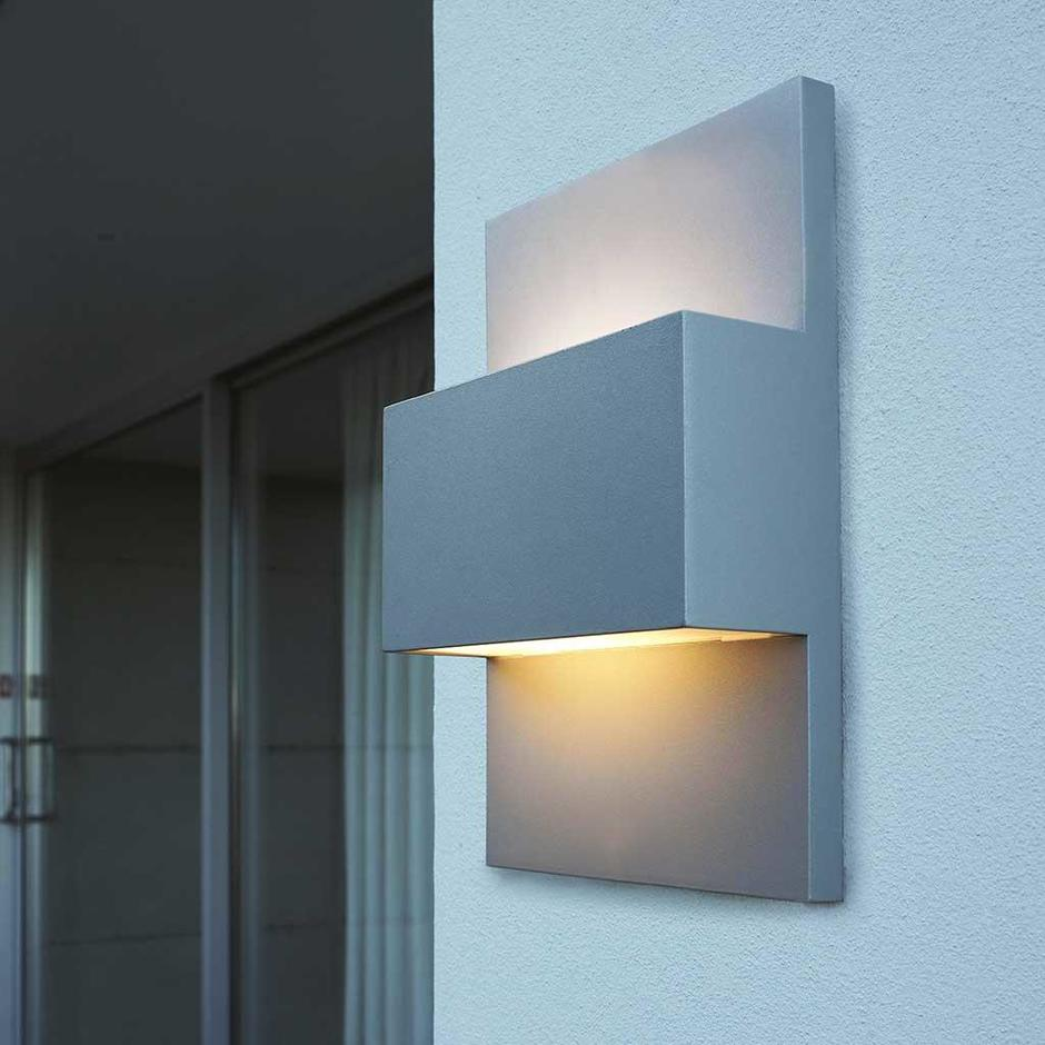 Geneve Up/Down Outdoor Wall Light