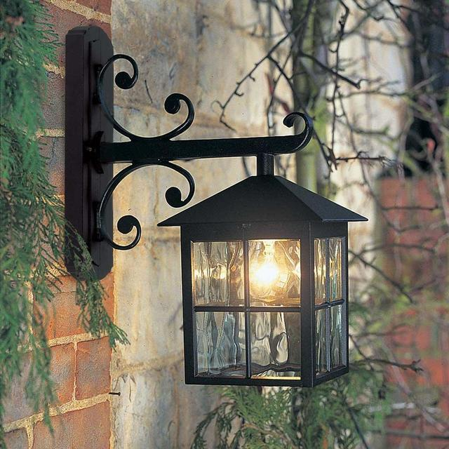 Buy Winchester Outdoor Wall Lanterns By Elstead Lighting