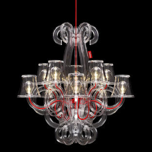 Rockcoco LED Outdoor Chandelier