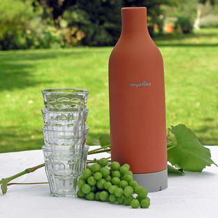 Terracotta Water Carafe