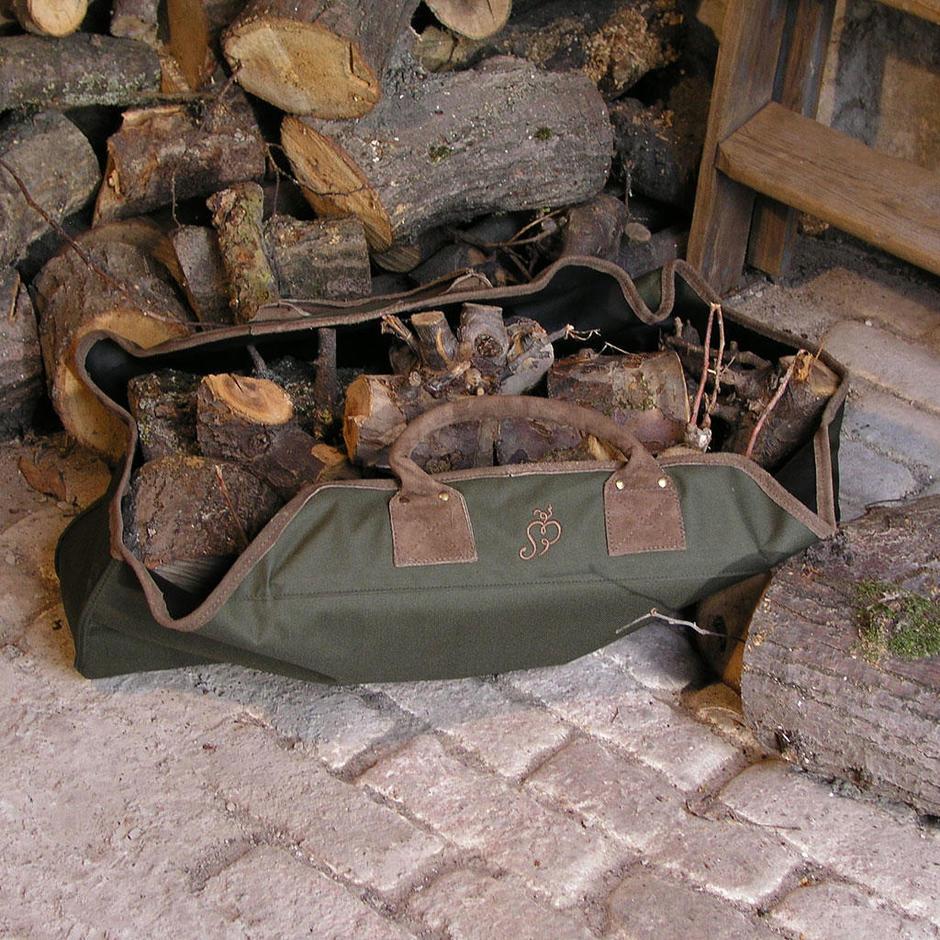 Large Log Carrier