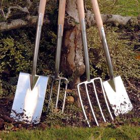 Garden Forks and Spades