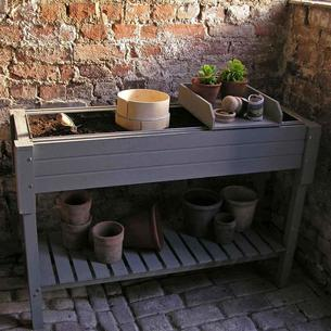 Kitchen Garden Potting Table