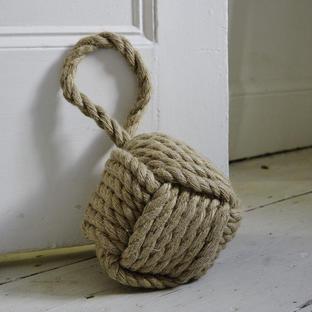 Rope Ball Doorstops