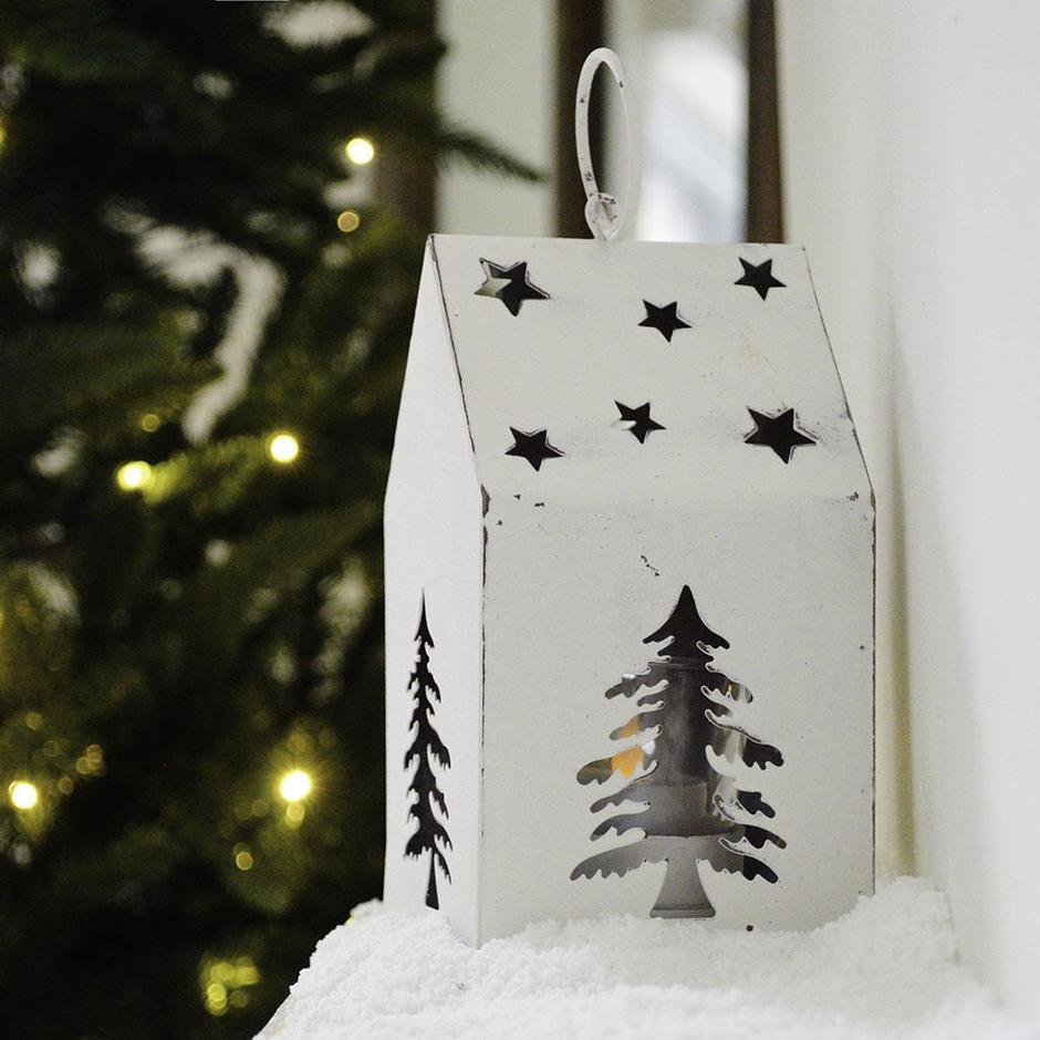 Nordic House Tea Light Lantern