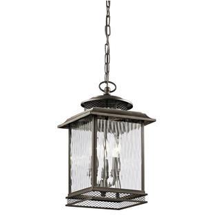 Pettiford Outdoor Hanging Lantern