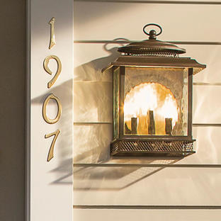 Pettiford Outdoor Wall Lanterns