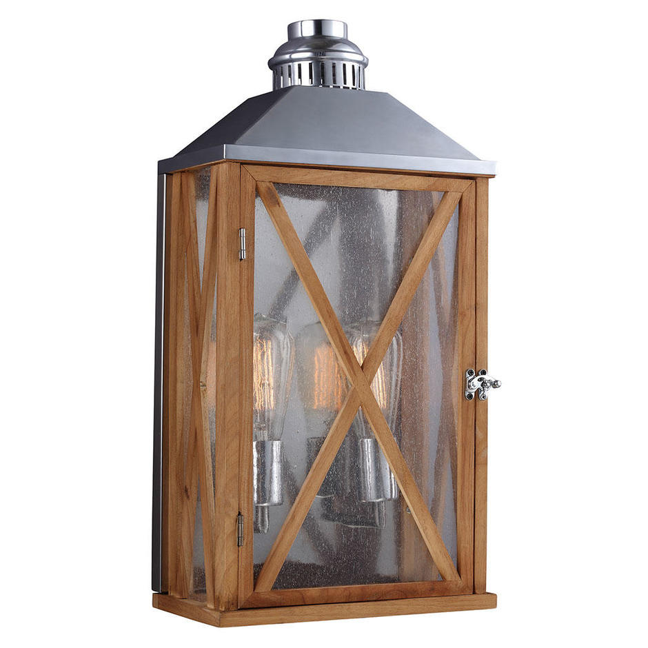 Lumiere Outdoor Wall Lanterns