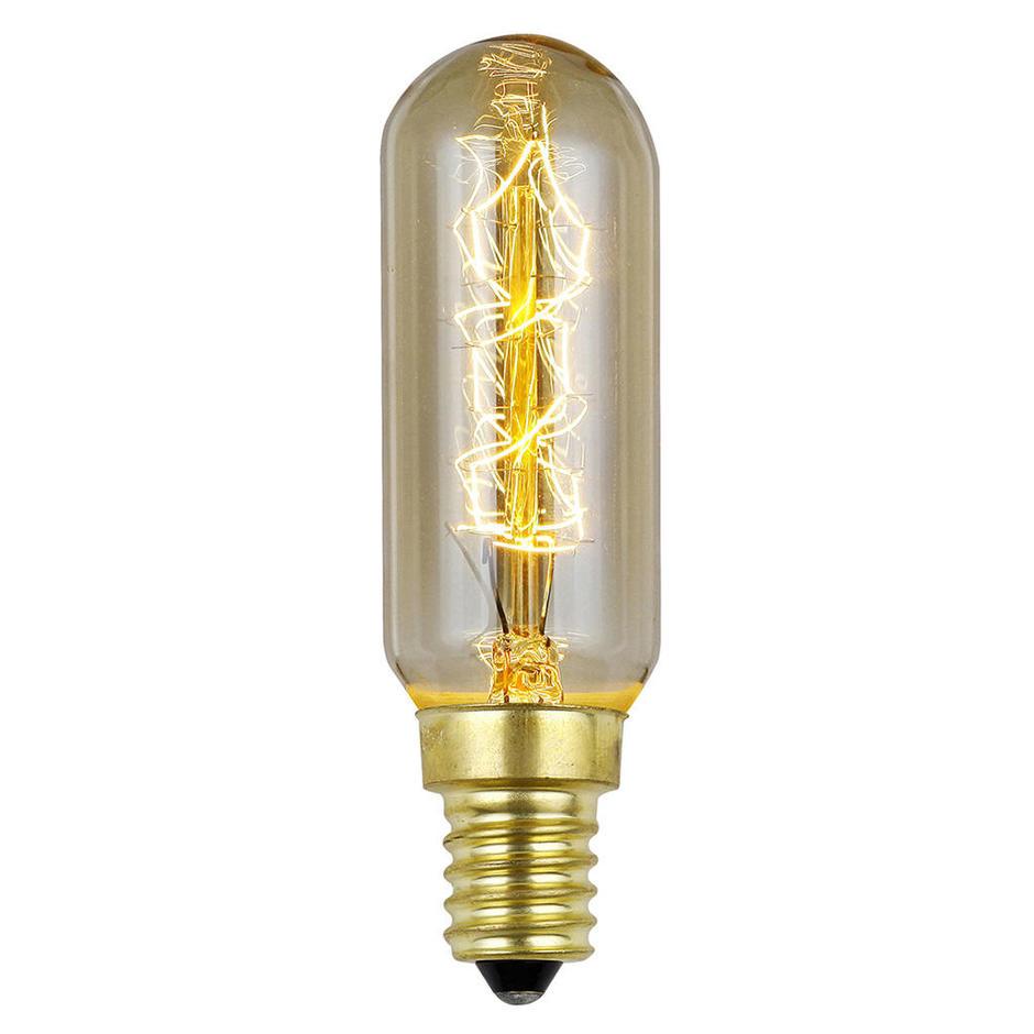 Vintage Style Filament Tube Lightbulb