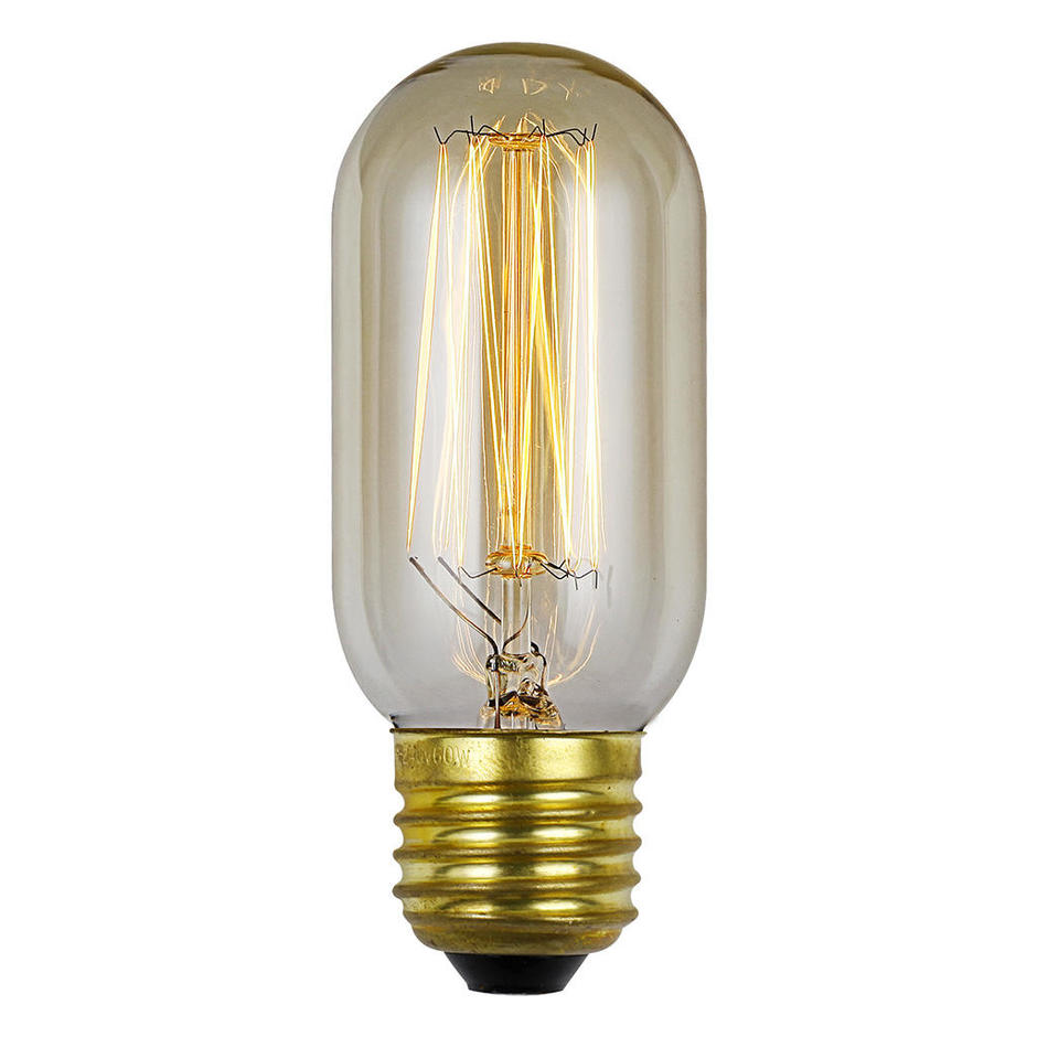 Gas Effect Tubular Lightbulb