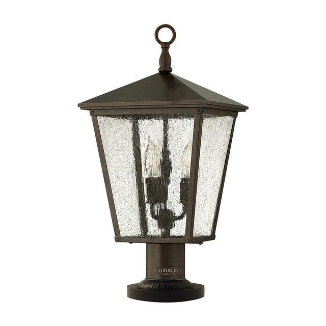 Hinkley Montreal Pedestal Light
