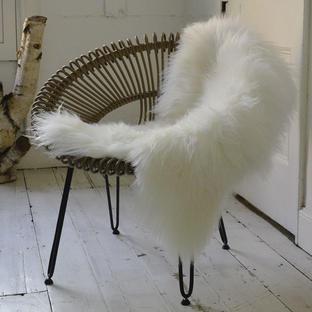 Organic Icelandic Sheepskins