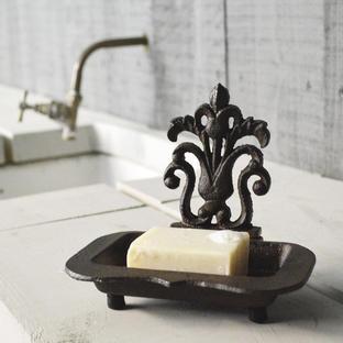 Cast Iron Soap Dish