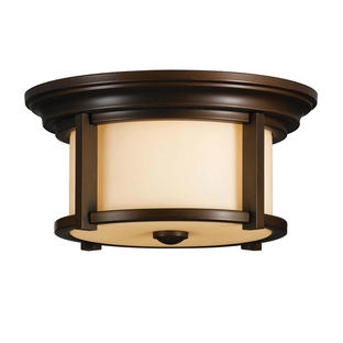 Merrill Outdoor Flush Ceiling Lantern