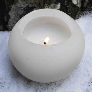 Outdoor Ball Candles