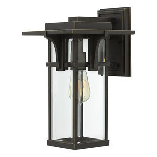 Manhattan Outdoor Wall Lanterns