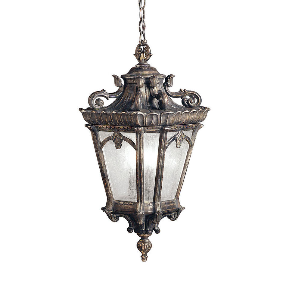 Tournai Outdoor Hanging Lanterns