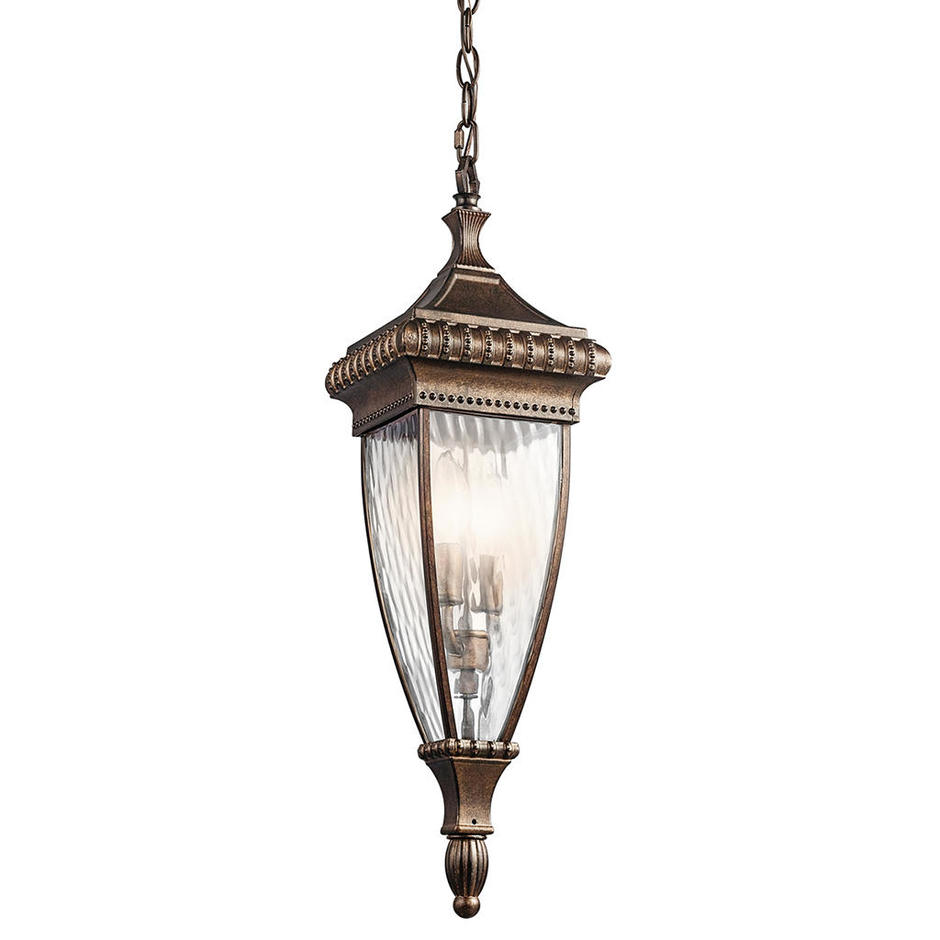 Venetian Rain Outdoor Hanging/Ceiling Lanterns