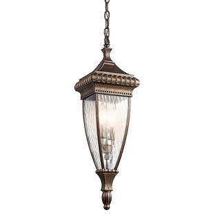 Venetian Rain Outdoor Porch Lantern