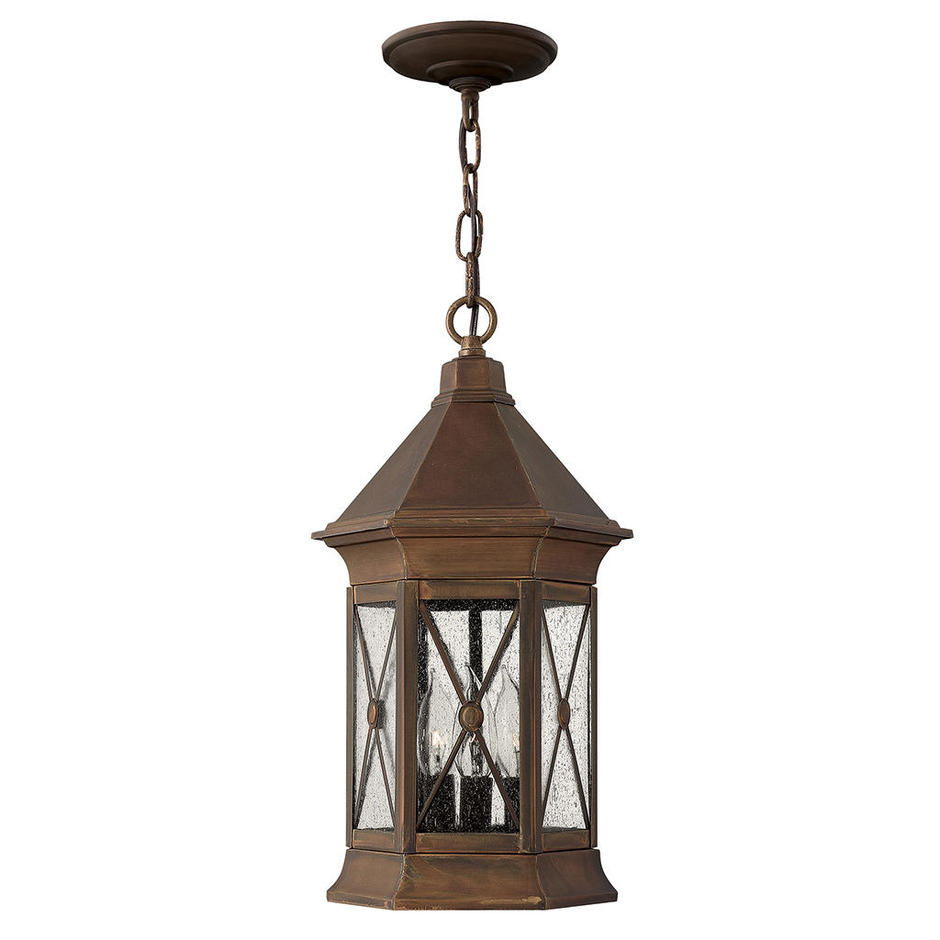 Brighton Outdoor Hanging Lantern