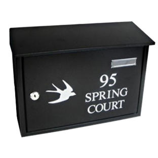 Personalised Taylor Letterbox