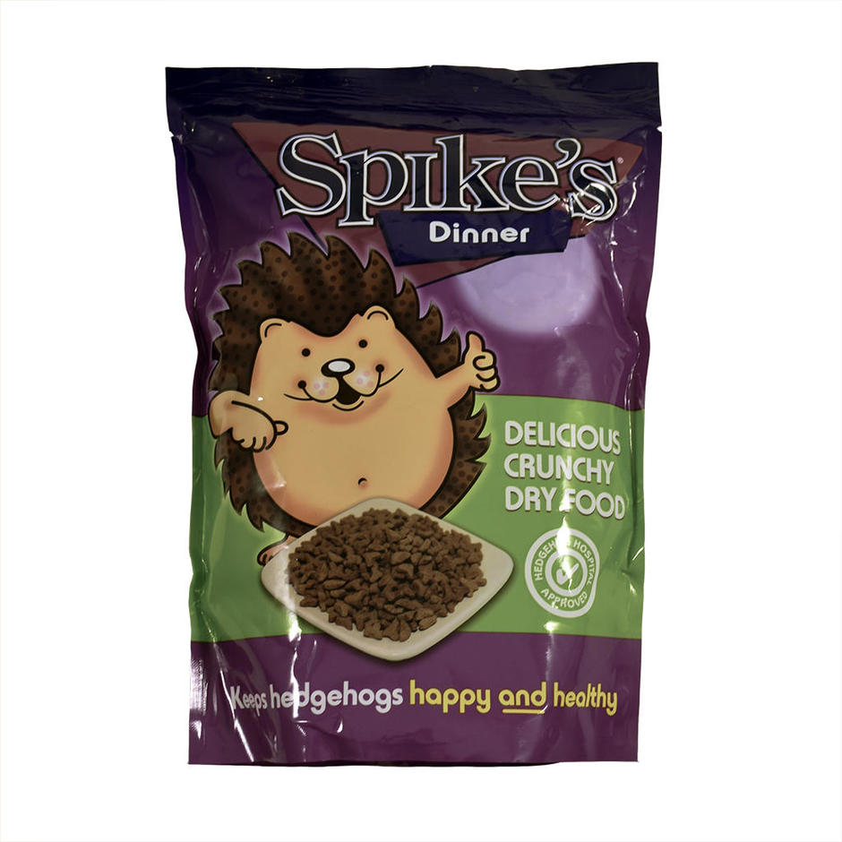 Spike's Delicious Dry Hedgehog Food