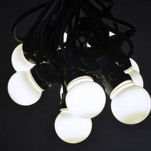 Outdoor Extendable LED Festoon Lights