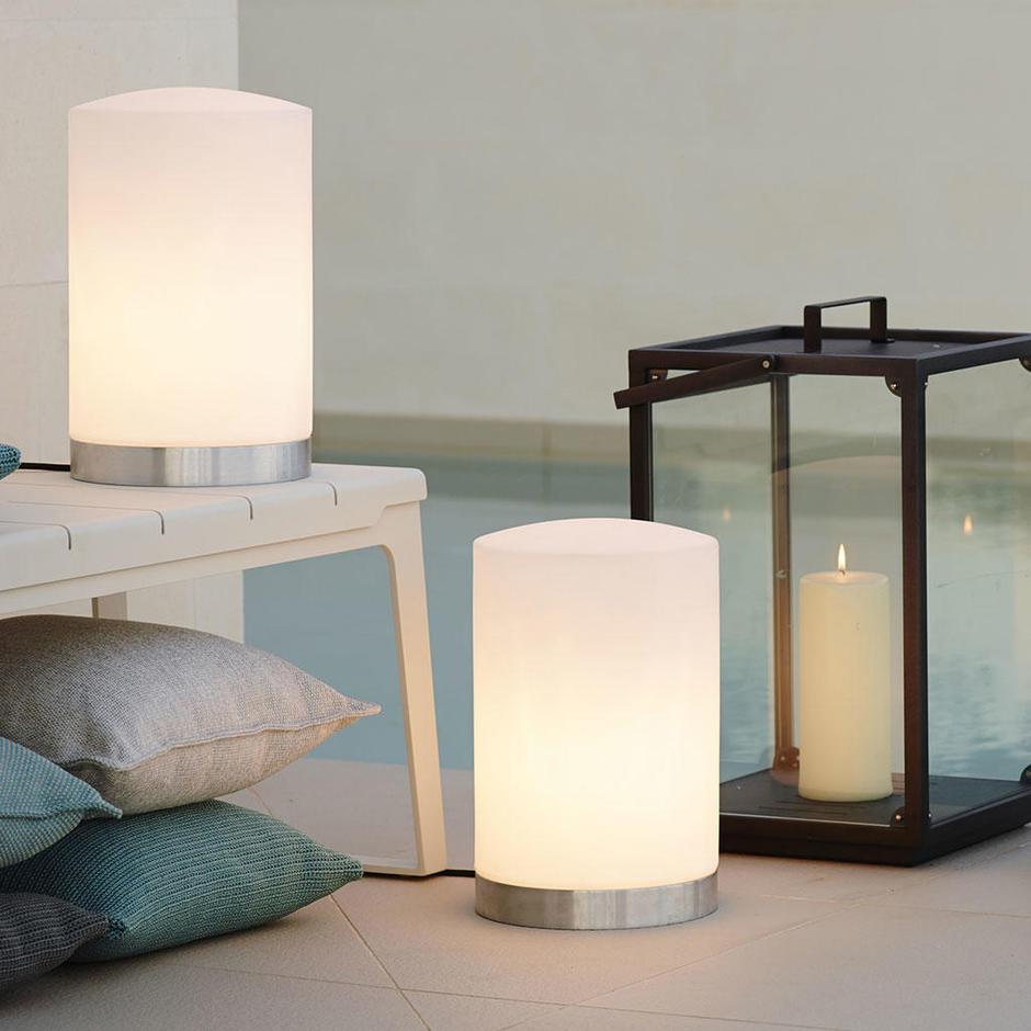 Drum Outdoor Lamp