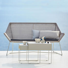 Breeze Outdoor Lounge 2 Seat Sofa