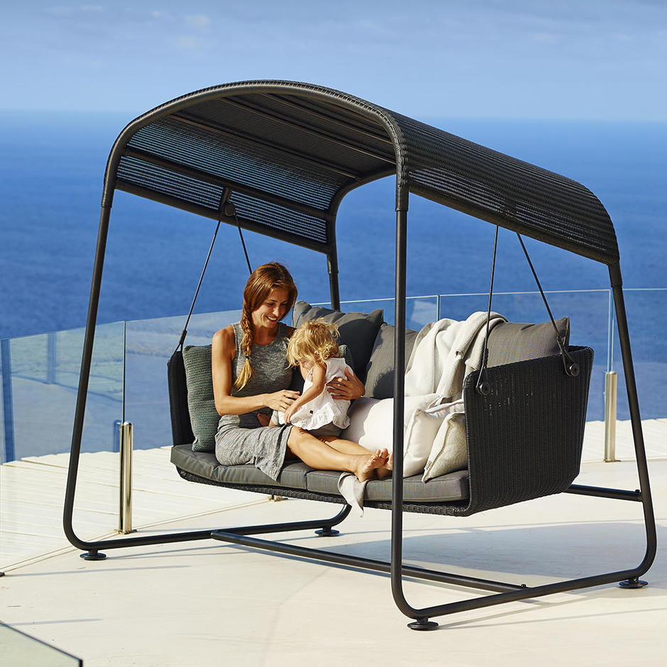 Cave Swing Seat