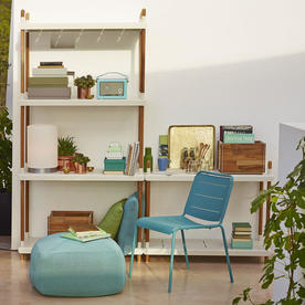 Frame Outdoor Shelving System