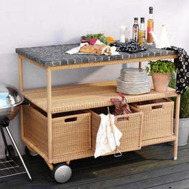 Henley BBQ Table