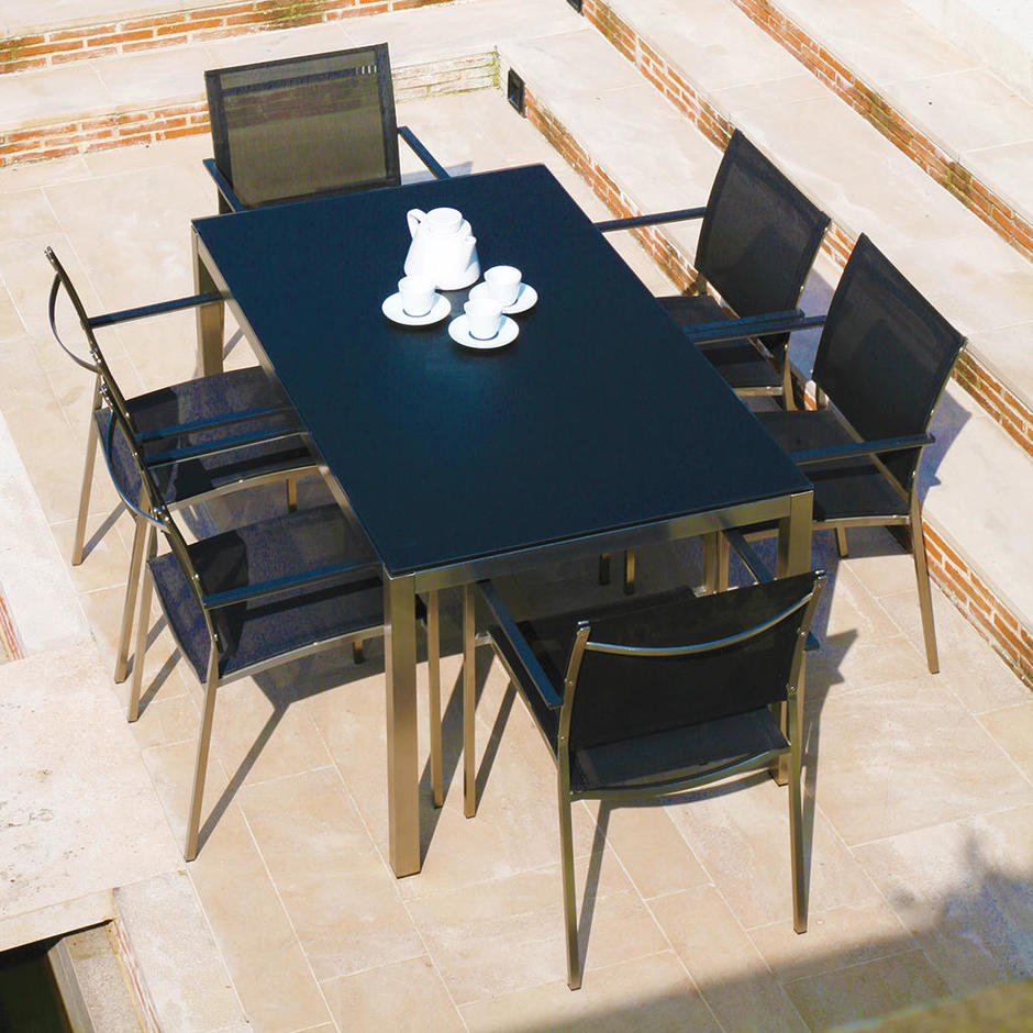 Space Rectangular Dining Tables
