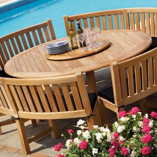 Buckingham Dining Table