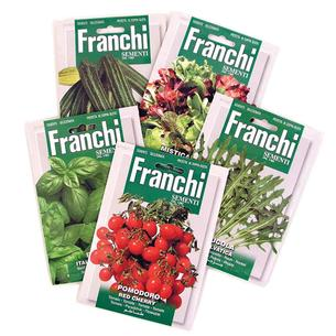 Italian Seed Selection - 5 pack