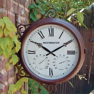 Large Station Clock