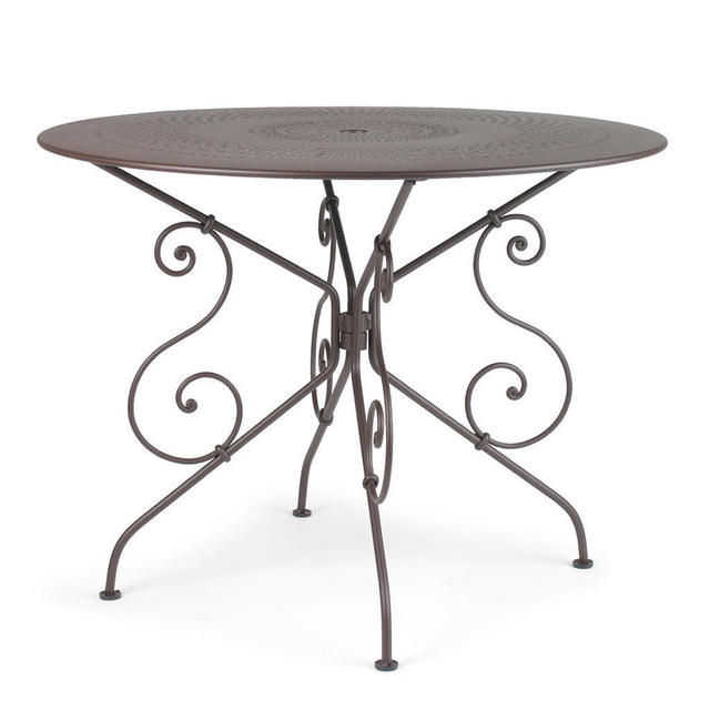 buy fermob 1900 tables by fermob outdoor furniture the