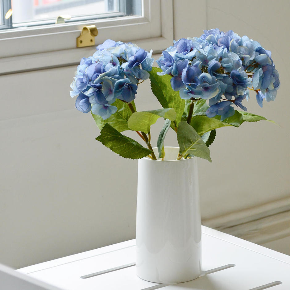 Blue Hortensia Stem